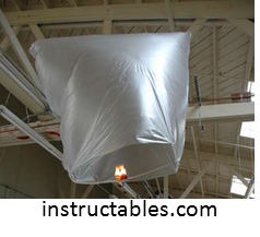 How to Build a Homemade Hot Air Balloon